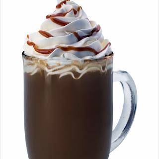 Sticky Toffee Latte.