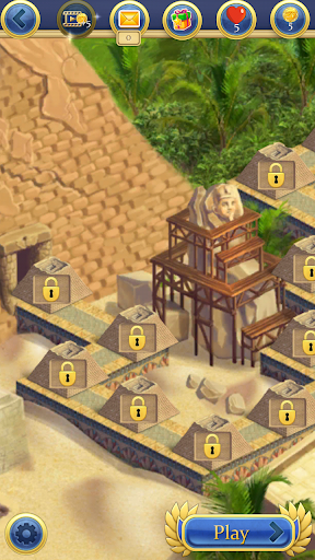 Curse of the Pharaoh - Match 3  {cheat|hack|gameplay|apk mod|resources generator} 4