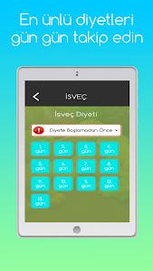Mucize Diyet Rehberi - Sağlık screenshot 9