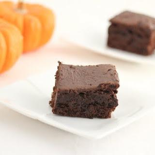 Two Ingredient Pumpkin Chocolate Cake