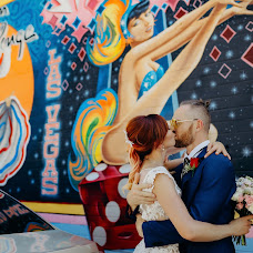 Wedding photographer Anastasiya Agafonova (Nens). Photo of 27.09.2017