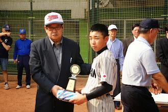 Photo: 競技組冠軍 日本黑豹