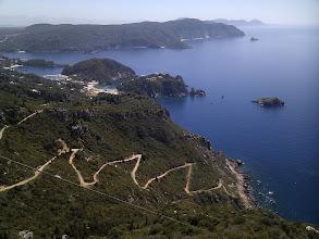Photo: Corfu North-West coast