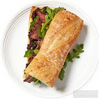 Tapenade Sandwiches Recipes.