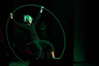 Photo: Pyörähtelyä renkaan kanssa / Swirling around with a ring
