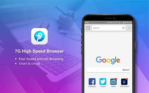 7G High Speed Browser App Latest Version  Download For Android 1