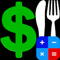 Restaurant Tip & Split Calculator Pro icon