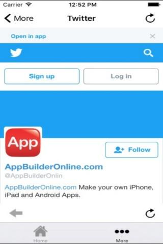 App Builder Online Android Apps On Google Play