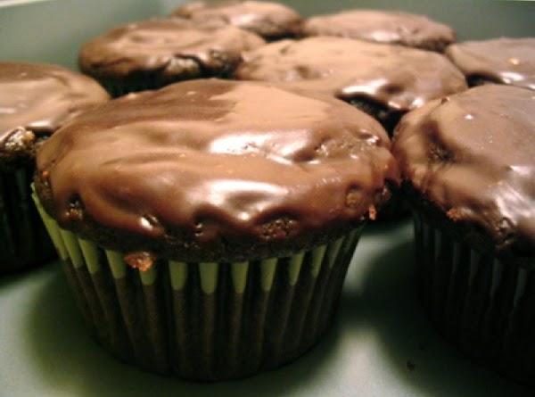 Chocolate Ganache Cupcakes Recipe