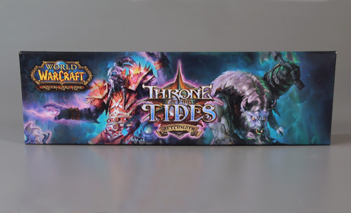 Card game:World of Wacraft Trading Card Game: Aftermath - Throne of the Tides - Epic Collection