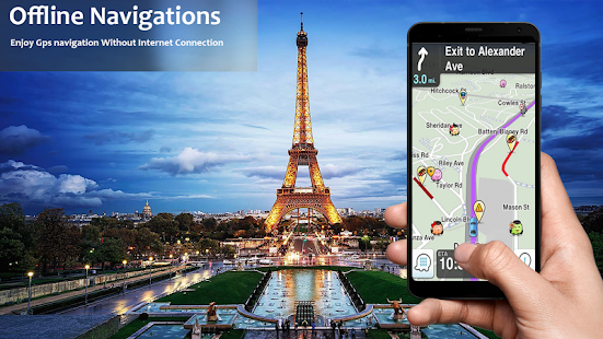 Voice Directions Route & Gps Navigation - náhled
