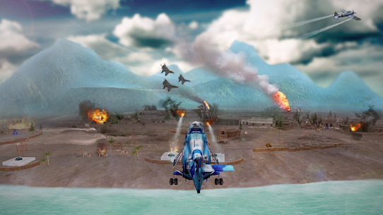 Gunship Strike 3D Mod Apk (Unlimited Money) 1.1.0 for Android 5