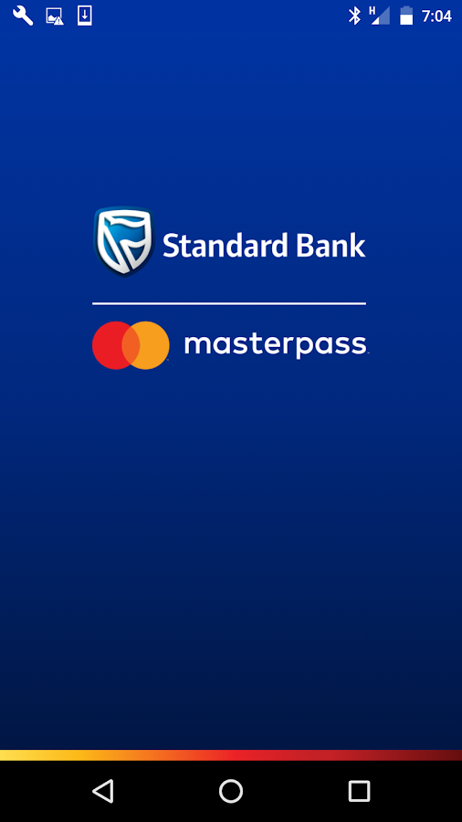 Standard Bank Masterpass- screenshot