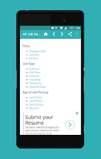 All Job Search- screenshot thumbnail