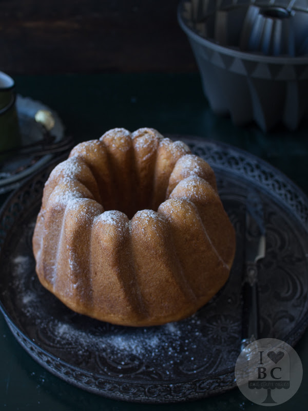 Brioche Bundt Cake National Bundt Cake Day 2018  #Bundtbakers