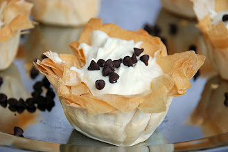 Photo: Easy was to make cannoli in a cup. You should read my whole story and get the recipe here: http://cbi.as/d63ee
