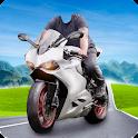 Man Bike Rider Photo Editor icon