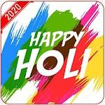 Happy Holi Sticker 2020 icon
