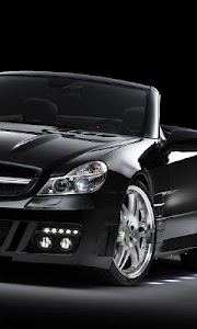 Themes Brabus Mercedes SLClass screenshot 1