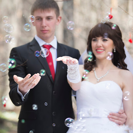 Wedding photographer Tatyana Glushakova (gluchakova). Photo of 19.04.2015
