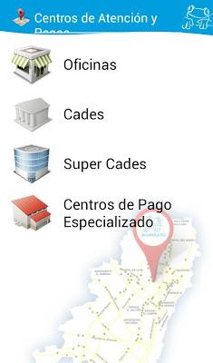 Oficina Móvil Acueducto Bogotá - screenshot
