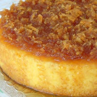 Creamy Yucca Cake