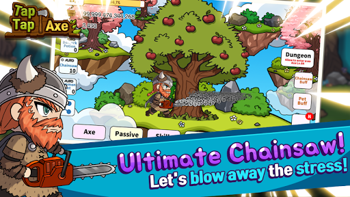 Tap Tap Axe - Timberman Champ 3.77.01 APK MOD screenshots 1