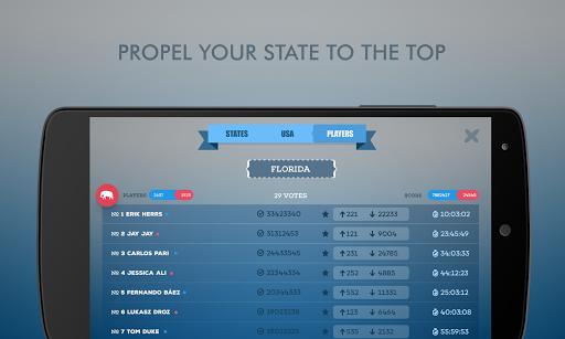 Code Triche Electoral.io - Election Game APK MOD screenshots 4