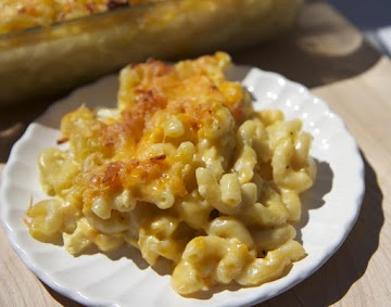 Baked Macaroni & Cheese (weight Watchers) Recipe