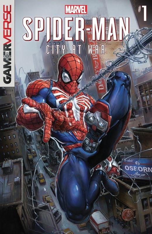 Marvel's Spider-Man: City At War (2019) - complete