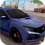 Car Racing Honda Game Icon