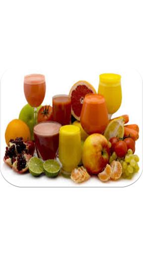 طريقة عمل عصائر فاكهة الطبيعة