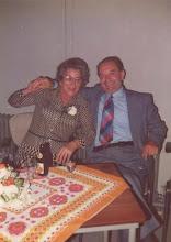 Photo: Neeltje en Jan den Breejen de tweelingbroer van Wim.