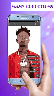 download 21 savage wallpapers hd 4k for pc windows and mac apk 1 0 0 free art design apps for android free download apk android apps games
