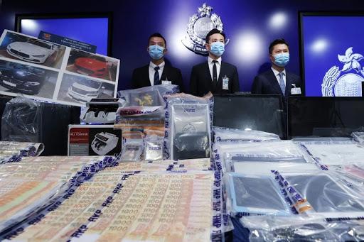 Hong Kong Police Bust Huge Wo Shing Wo Triad Betting Operation