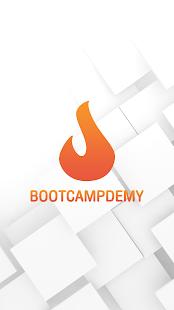 Bootcampdemy - náhled