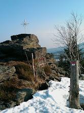 Photo: Zwercheck mit Gipfelkreuz