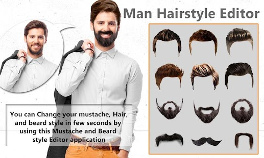 Man Hairstyle Tattoo Editor Android Apps On Google Play - Hairstyle change app download