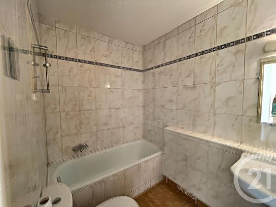 Vente appartement 2 pièces 44,41 m2