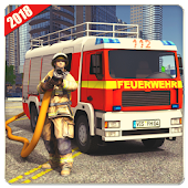 Firefighter Simulator 2018: Real Firefighting Game Android APK Download Free By Extreme Simulation Games Studio
