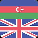 Azerbaijani English Offline Dictionary &Translator icon