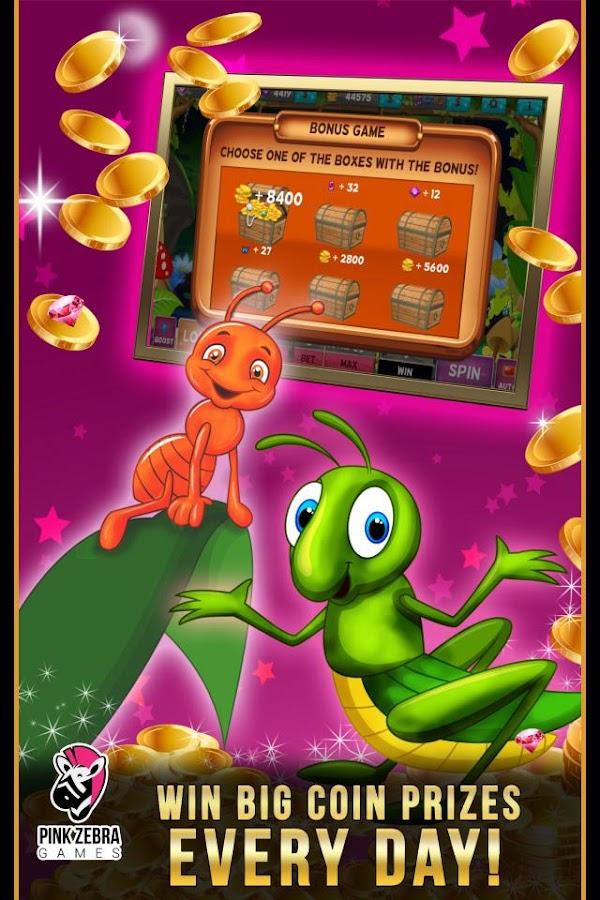 slots mega bugs