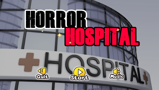 Horror Hospital Endless Running Adventure - náhled