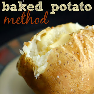 Low Calorie Baked Potato Recipes