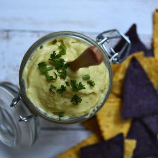 Creamy Garlic Cashew Cheddar [Vegan, Raw, Gluten-Free]