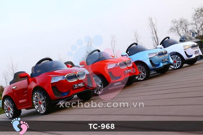 Xe ô tô điện cho bé TC-968 1