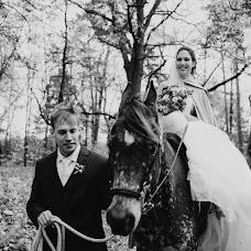 Wedding photographer Káťa Barvířová (opuntiaphoto). Photo of 02.11.2017