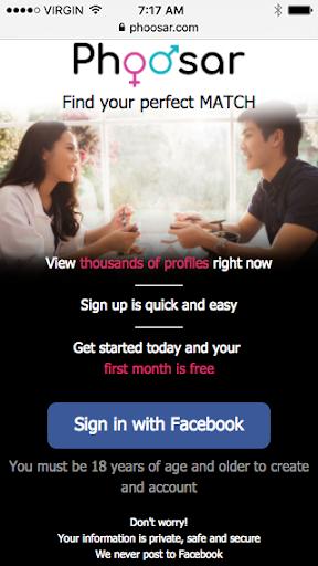Phoosar Myanmar Dating - ဖူးစာ 1.3 screenshots 2