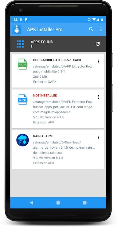 APK INSTALLER PRO v6 5 0 [Unlocked] - ReleaseAPK