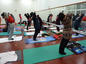 Photo: 20110316健康活力瑜珈004